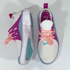 Nike acalme white/light violet/hyper violet NEW